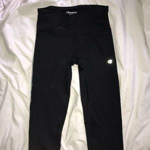 Athletic leggings from champion